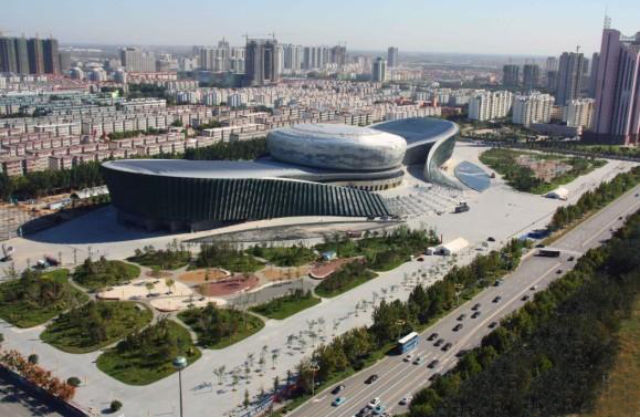 Handan Hebei culture and Art Center